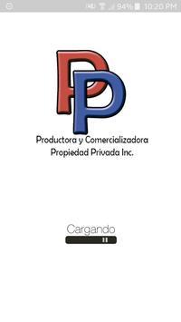 Propiedad Privada poster