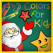 Colors For Kids Free icon