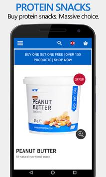 Myprotein Calculator & Shop screenshot 1