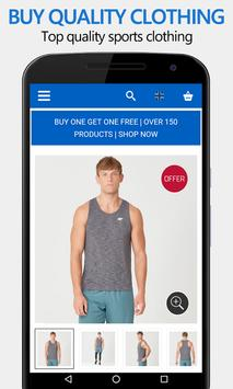 Myprotein Calculator & Shop screenshot 9