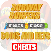 Cheats For Subway Surfers Prank icon