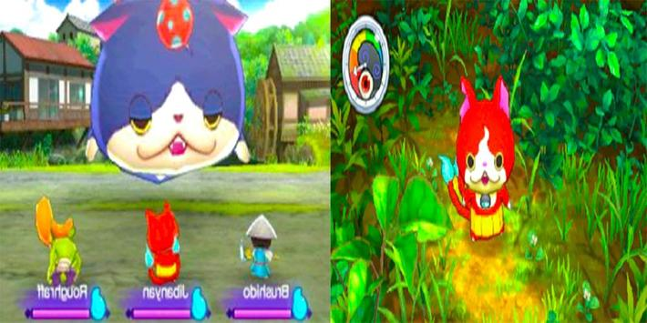 Top Yo Kai Watch Game Tips poster