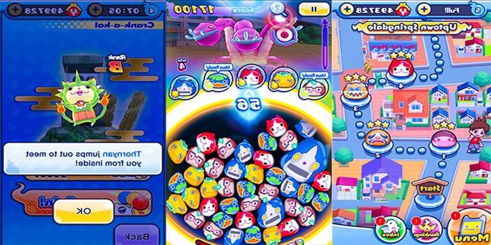 Top Yo Kai Watch Game Tips apk screenshot