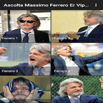 """Ascolta """"Er Viperetta"""" Ferrero poster"""