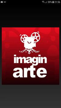 IMAGINARTE RADIO poster