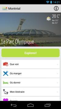Montréal Easy Guide poster