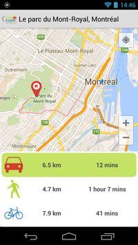 Montréal Easy Guide screenshot 2