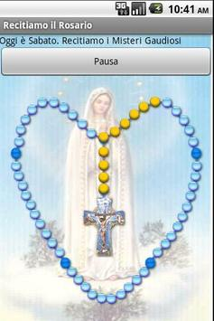 Recitamos Santo Rosario Free screenshot 1