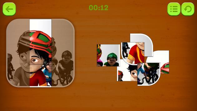 Shiva Kids Puzzle screenshot 3