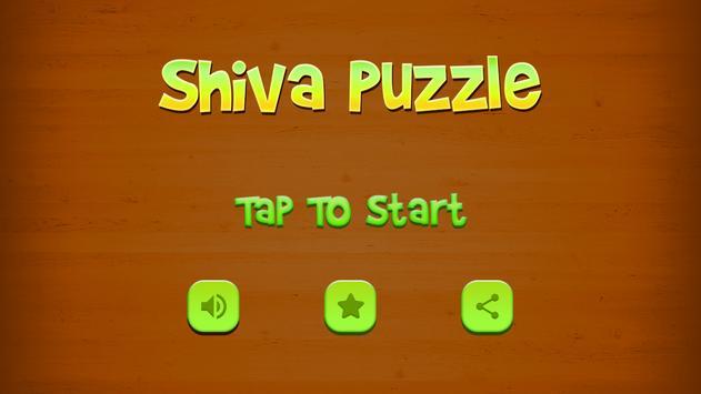 Shiva Kids Puzzle poster