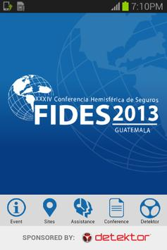 Fides 2013 poster