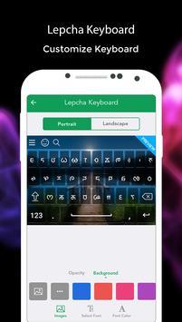 Lepcha Keyboard screenshot 2