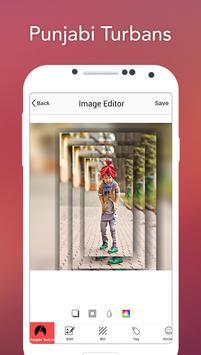Punjabi Turbans Photo Editor apk screenshot