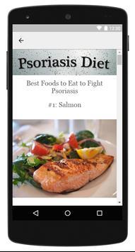 Psoriasis Diet apk screenshot