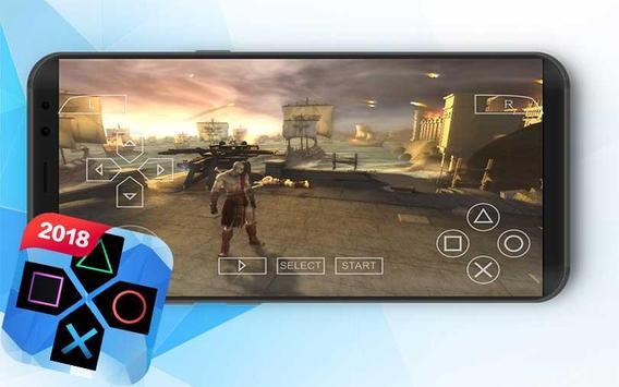 PPSSPP - Fast PSP Emulator 2018 screenshot 3