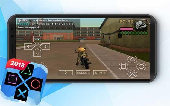 PPSSPP - Fast PSP Emulator 2018 screenshot 1