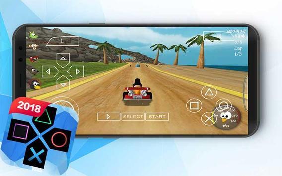 PPSSPP - Fast PSP Emulator 2018 screenshot 2