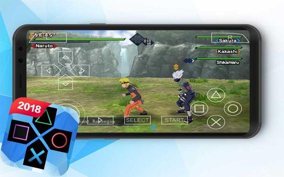 PPSSPP - Fast PSP Emulator 2018 screenshot 5