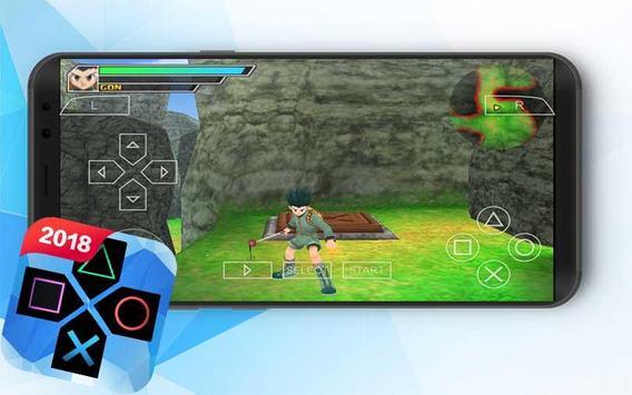 PPSSPP - Fast PSP Emulator 2018 screenshot 6