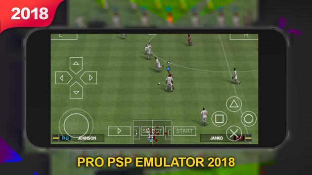PPESP - PSP Emulator 2018 poster