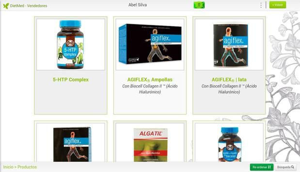 DietMed - Vendedores apk screenshot