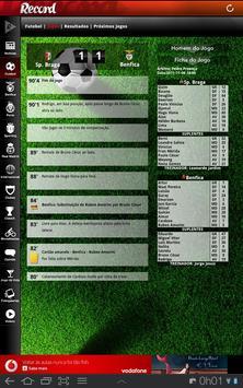 Jornal Record HD apk screenshot