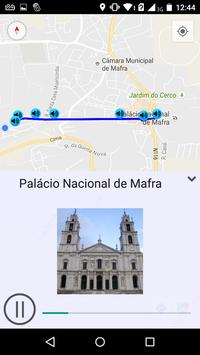 Mafra Historical Axis apk screenshot