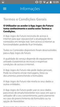 Jogos do Futuro apk screenshot