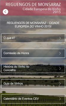 Reguengos de Monsaraz App apk screenshot