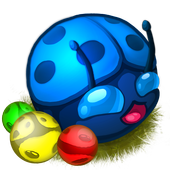 Bug Adventures: Ball Free Game icon