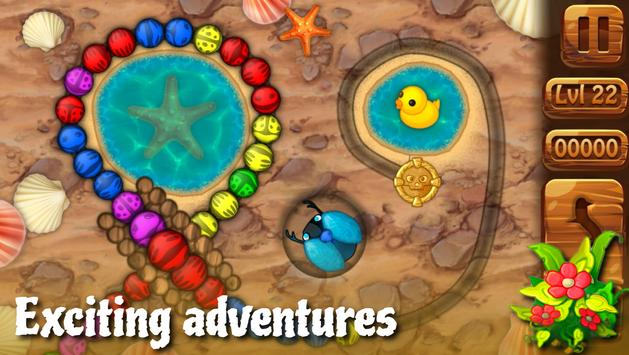 Bug Adventures: Ball Free Game screenshot 5