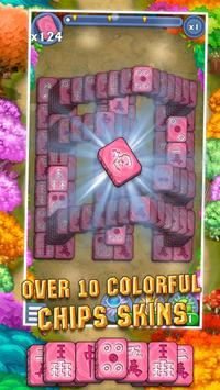Mahjong: Magic Chips screenshot 2