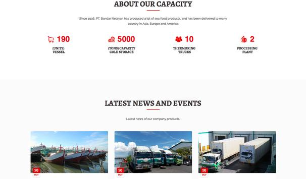 PT. Bandar Nelayan (Official) apk screenshot