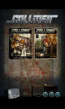 Collider Comics poster