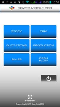 GGWEB Mobile PRO screenshot 1