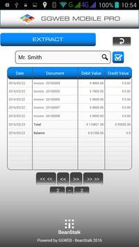 GGWEB Mobile PRO apk screenshot