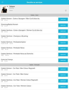 Beauti - marcações online screenshot 5