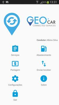Geocar Connected Services apk screenshot