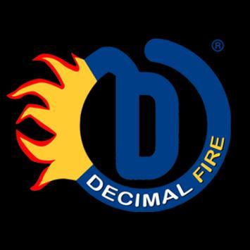 DecimalFire poster