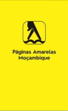 PA Moçambique poster
