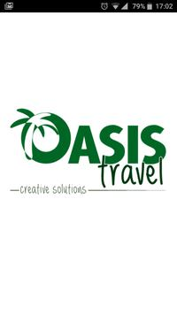 Oasis Travel poster