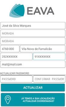 EAVA Gás screenshot 4