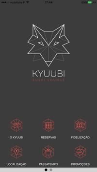 Kyuubi Sushi Lounge poster