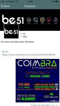 ErasmusLand Coimbra apk screenshot