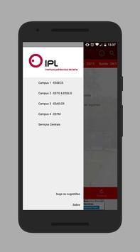 Ementas IPleiria screenshot 1