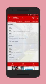 Ementas IPleiria screenshot 2