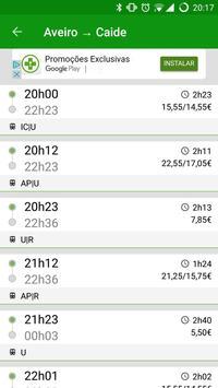 Comboios screenshot 1