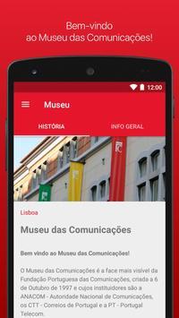 Museu das Comunicações poster