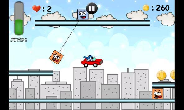 Jumpy Car ADHD - Free apk screenshot