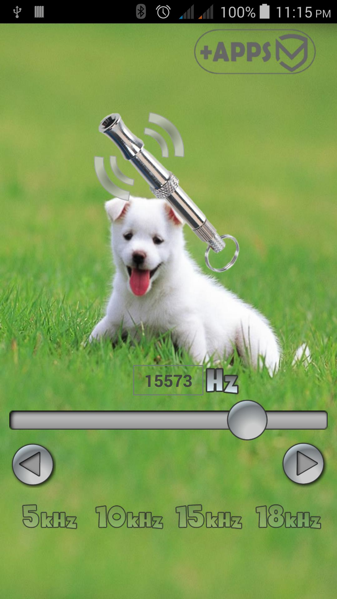 Dog Whistle for Android - APK Download